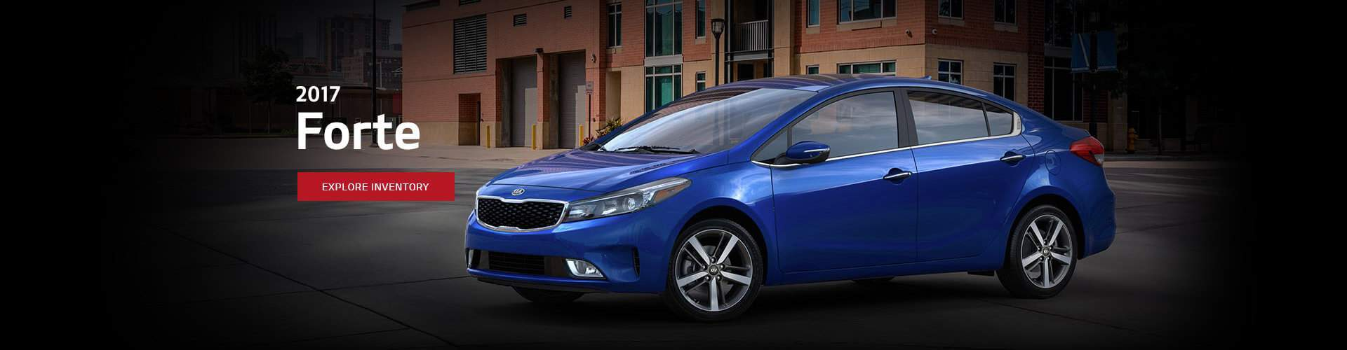 New Kia Forte at Kia of Easton