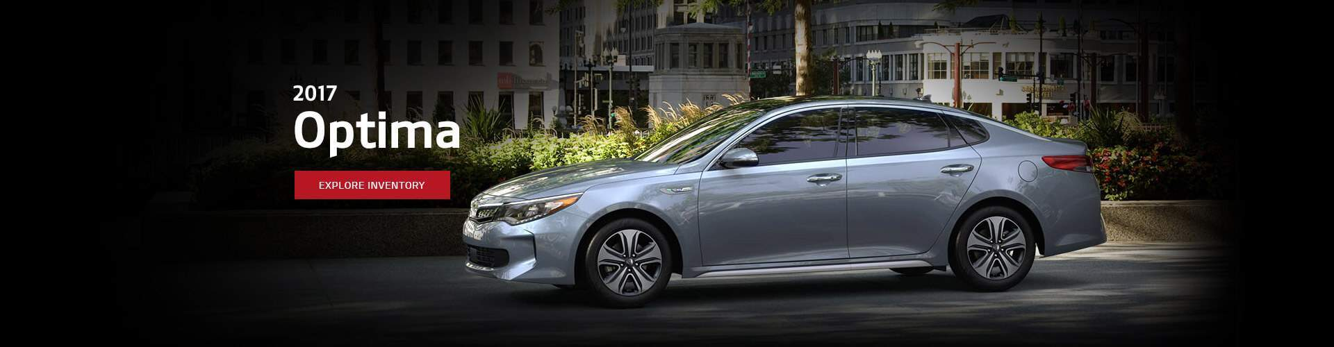 New Kia Optima at Kia of Easton