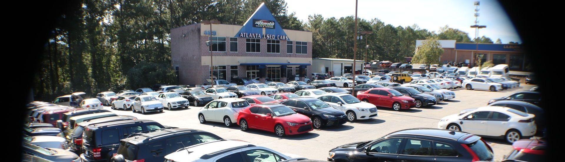 Used Car Dealership Lilburn Ga Atlanta Used Cars Sales