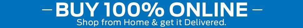 buy 100% online