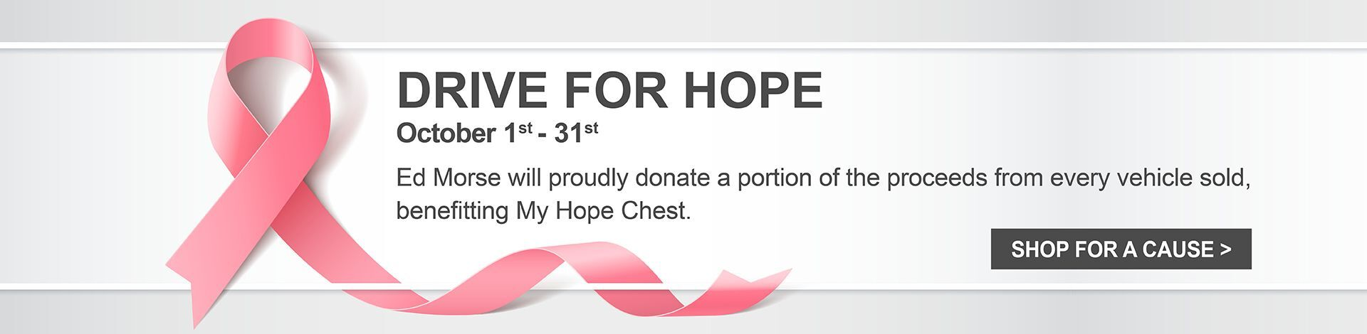 Drive for Hope