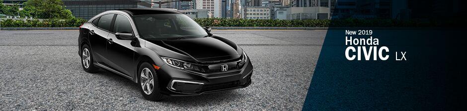 2019 Honda Civic Sedan LX CVT
