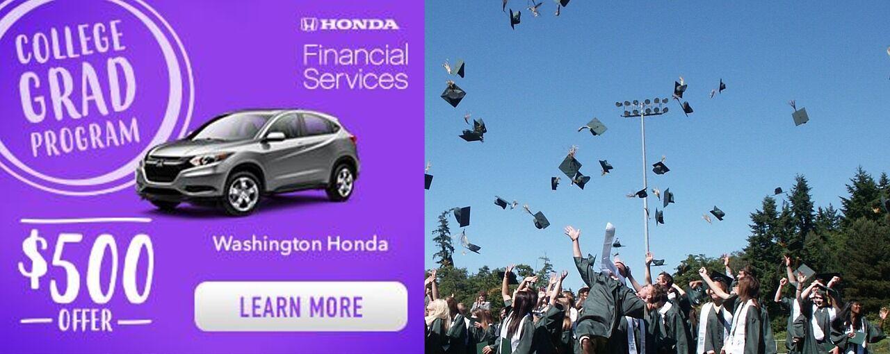 Delightful College Grad Program · Honda Clarity