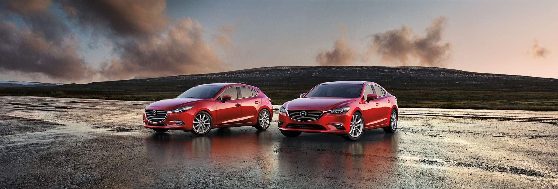 Save on new 2017 Mazda3s