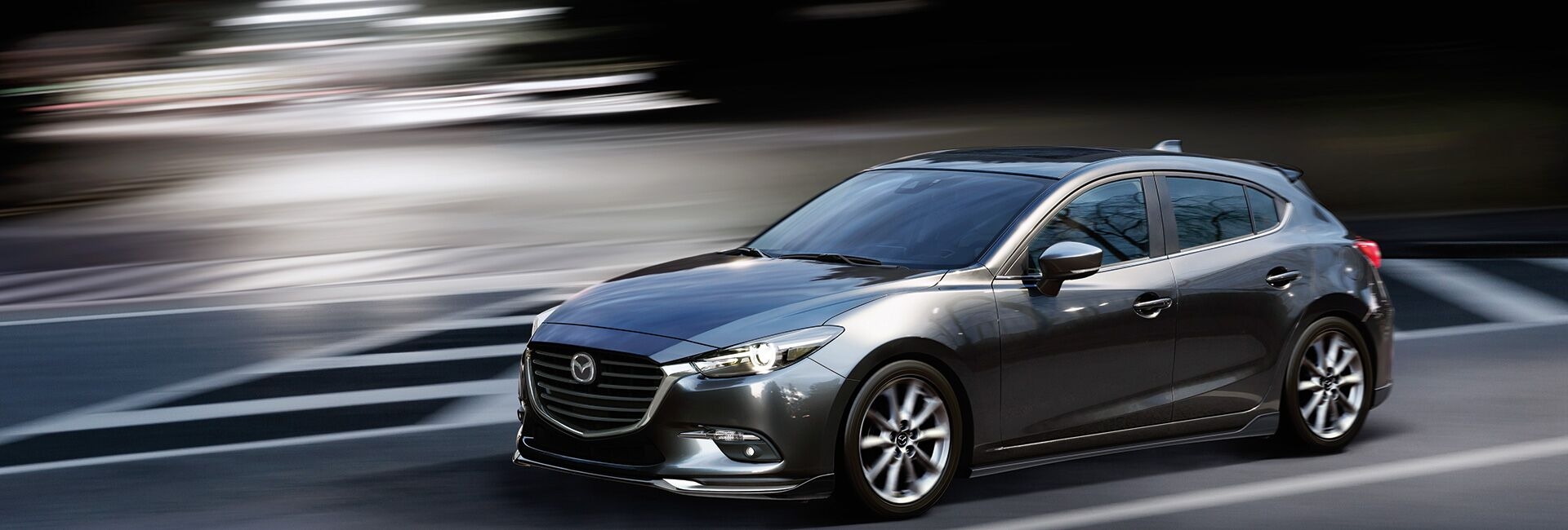 Save on new 2018 Mazda3s