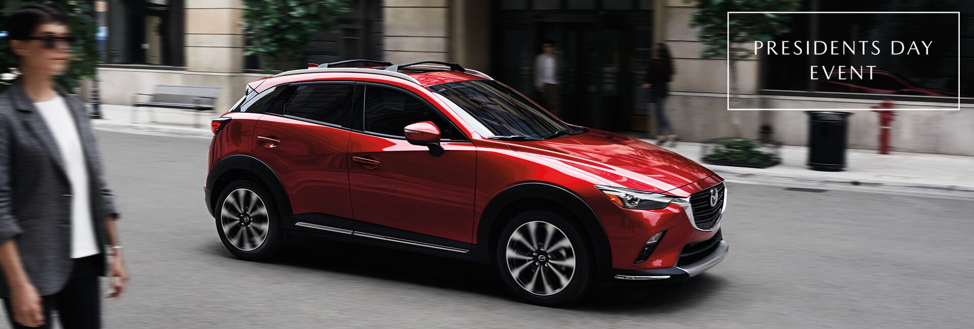 Mazda CX-3 in Rochester