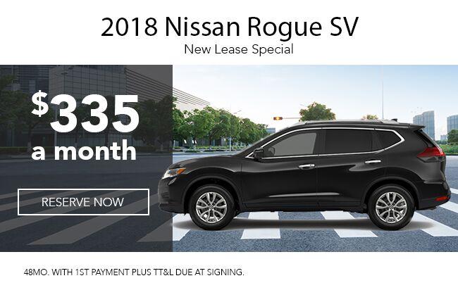 2018 Rogue SV