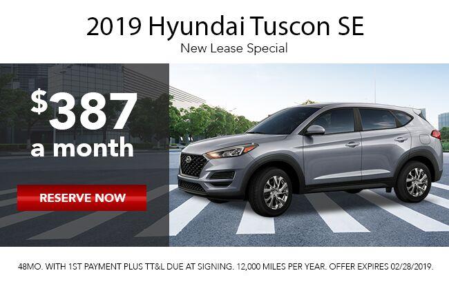 2019 Tuscon