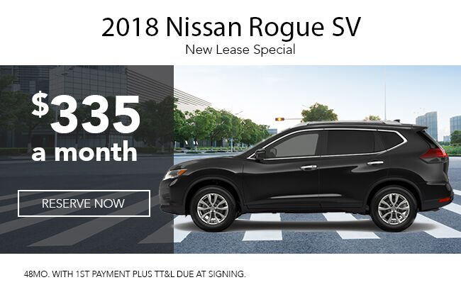 Nissan Lease