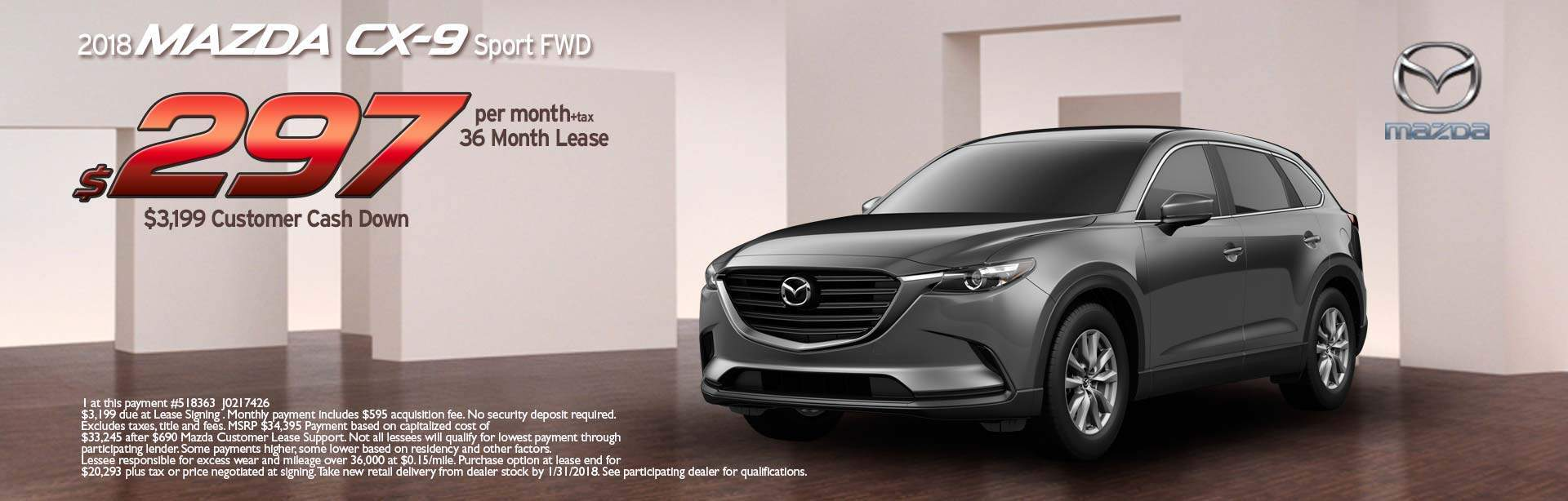 New Mazda CX Carlsbad CA - Mazda lease offer