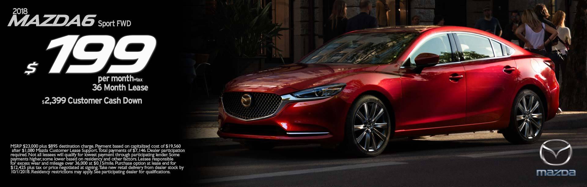 2018 Mazda Sport