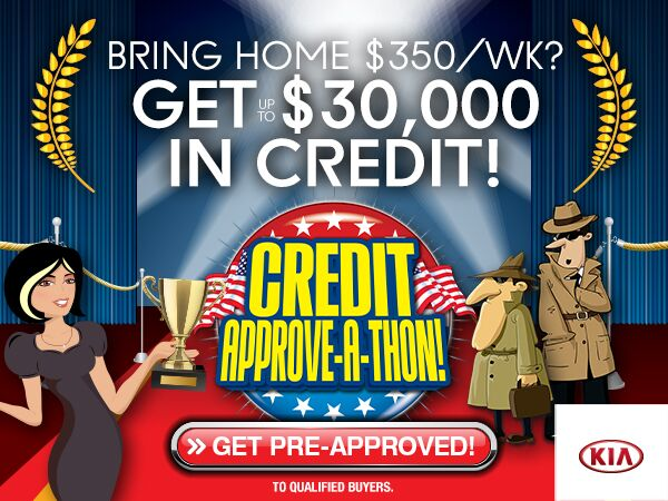 Credit Approve-A-Thon
