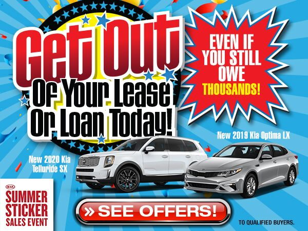 Get Out Of Your Lease Or Loan Today
