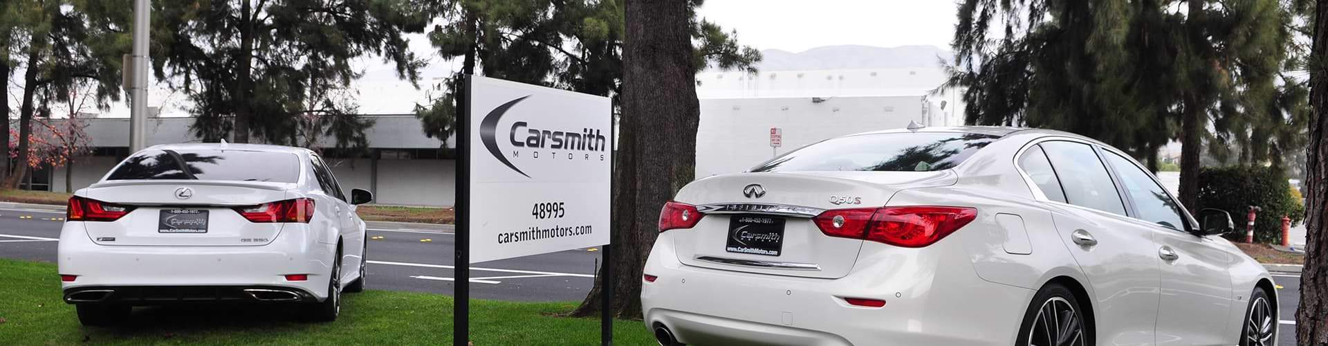 Welcome to Carsmith Motors