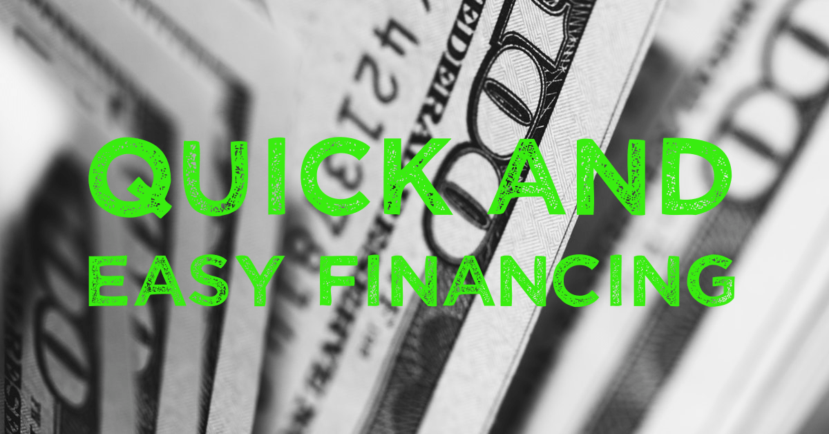 quick n easy Finance