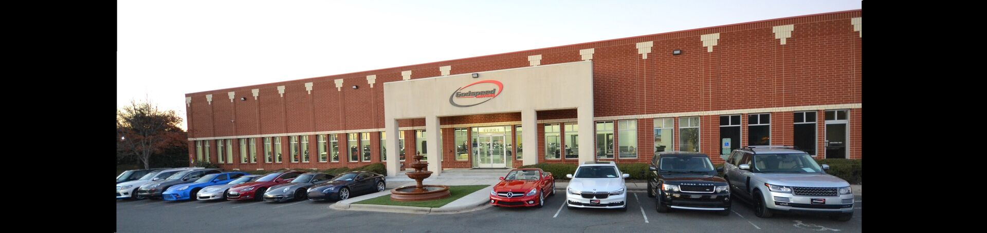 Godspeed Motors Inc Dealership 11881 Vance Davis Dr. Charlotte NC 28269
