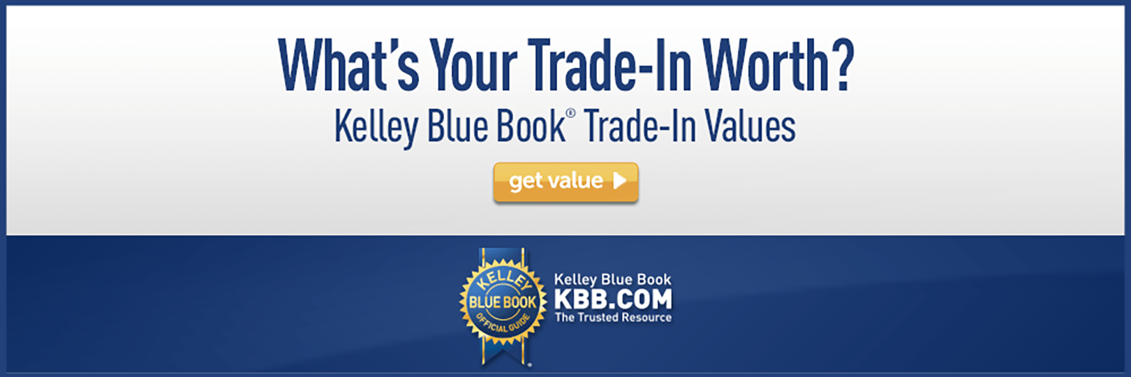 KBB Calculate Your Trade
