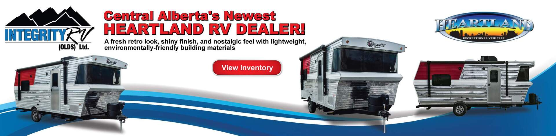Heartland RVs in Olds, AB | Integrity RV