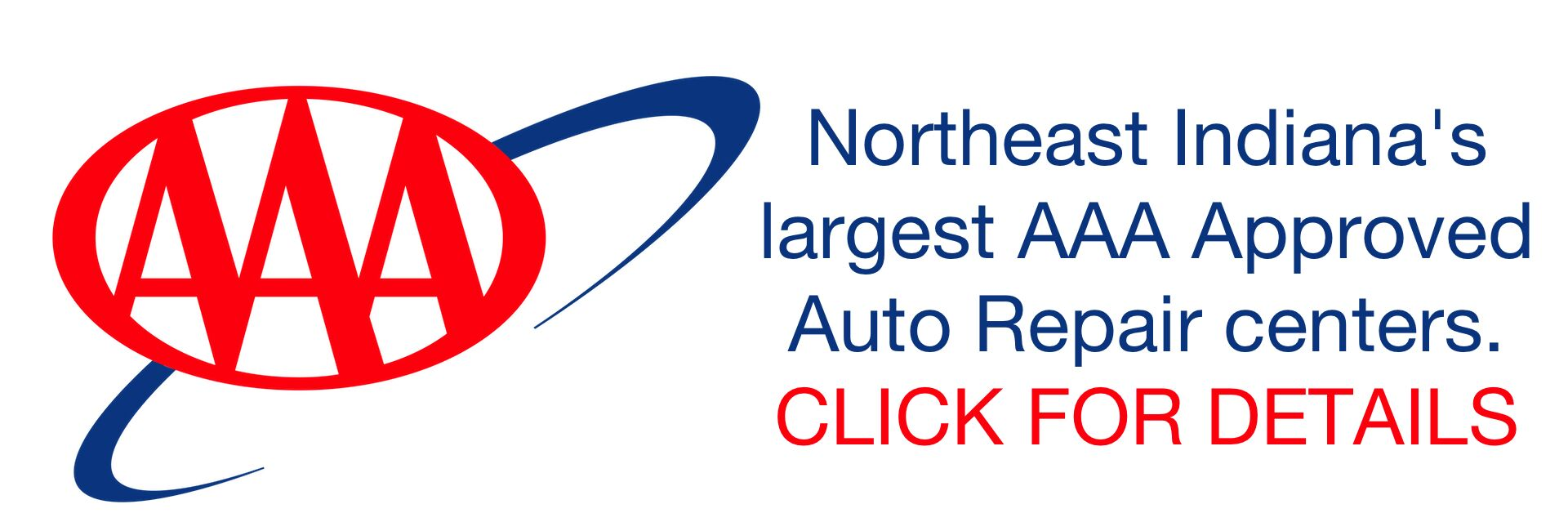AAA Approved Auto Repair Shops