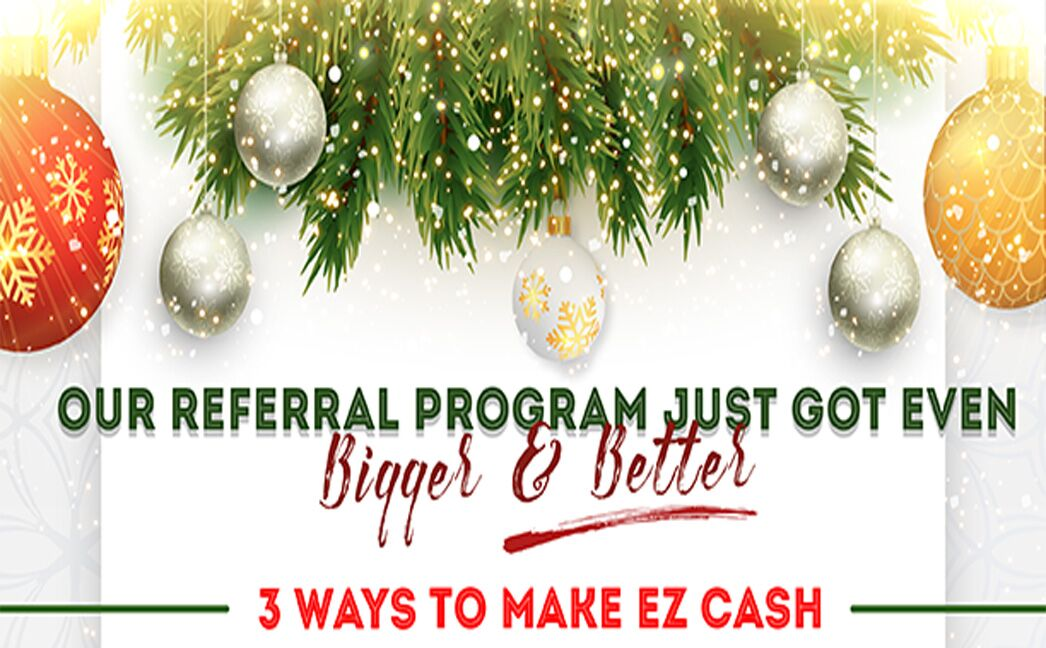 Winter Referral Program