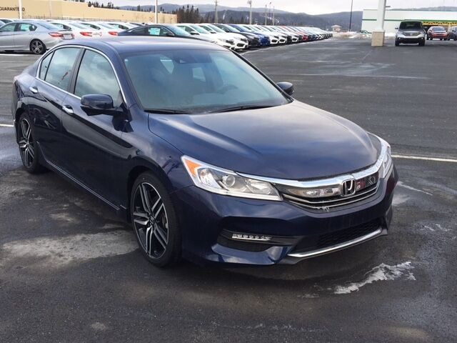 2016 Honda ACCORD SEDAN Sport w/Honda Sensing