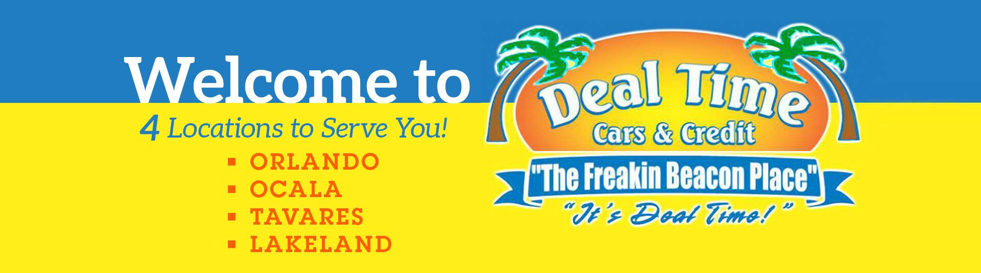 Deal Time Cars & Credit