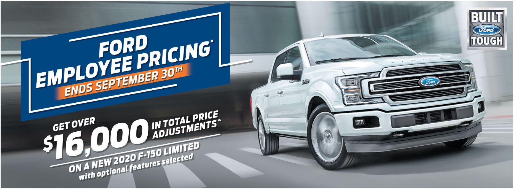 Ford Employee Pricing on F-150