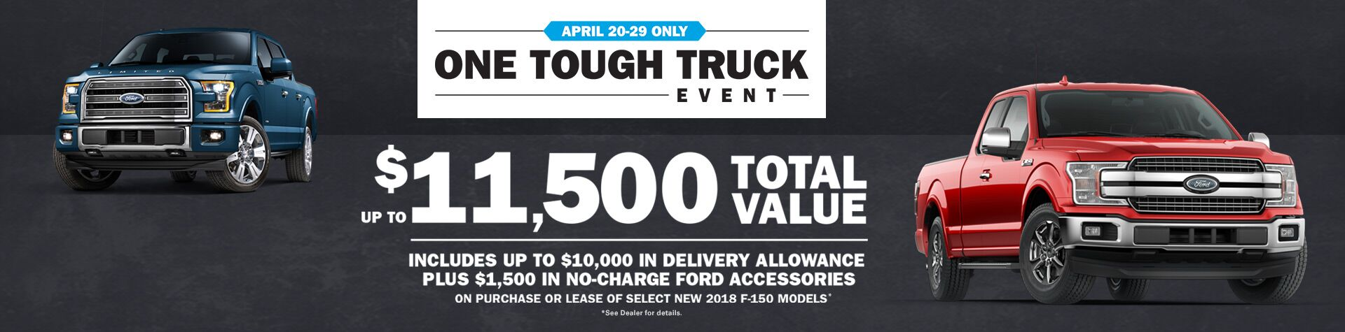Tough Truck Event