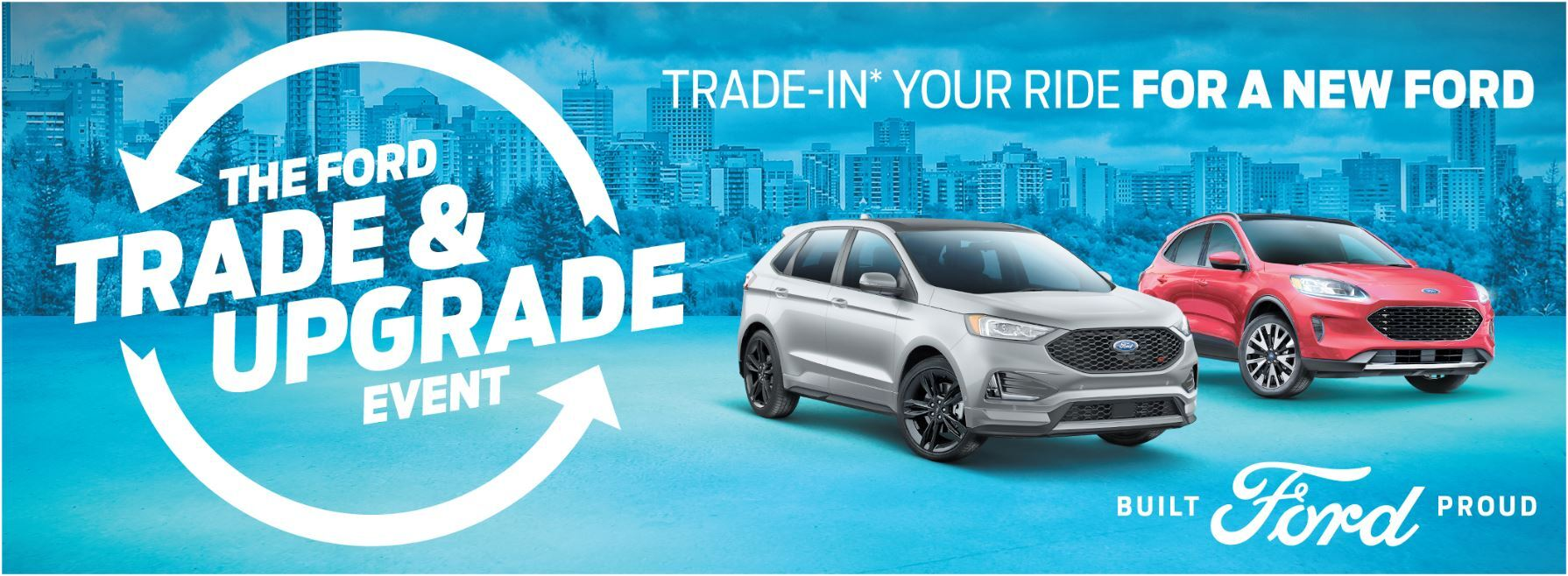 Trade & Upgrade Event SUV