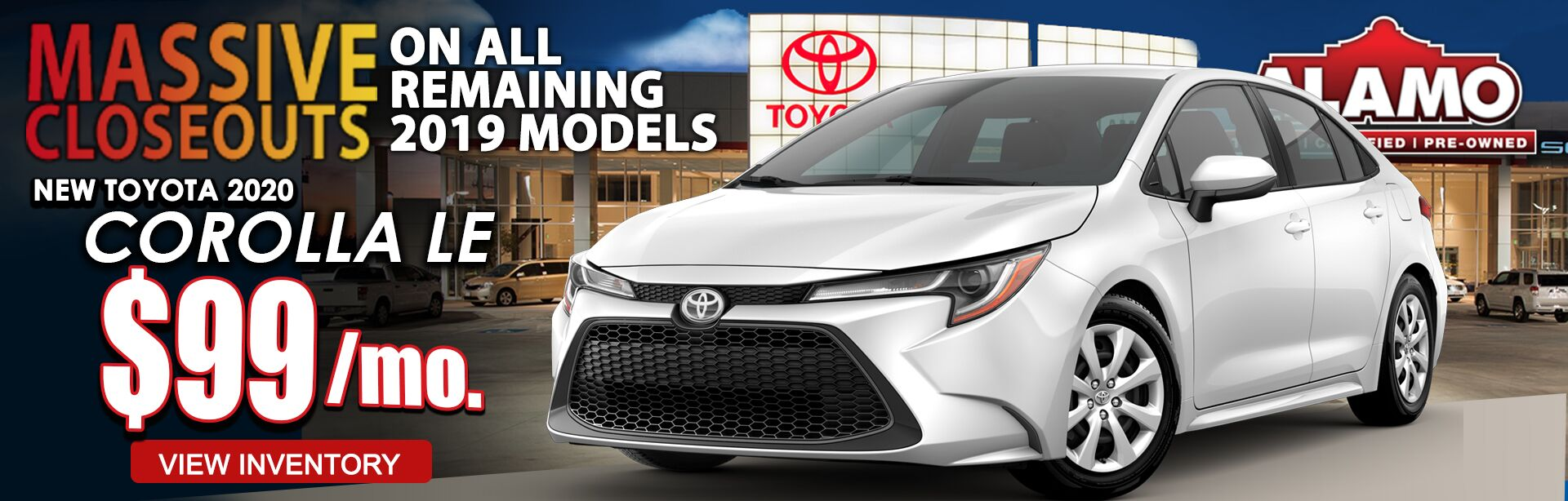 Toyota Official Site >> Toyota Dealership San Antonio Tx Used Cars Alamo Toyota