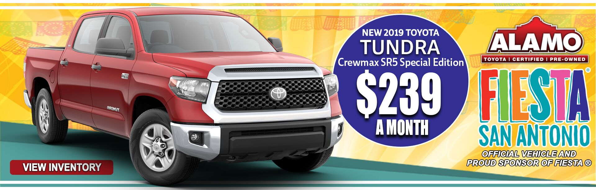 New 2019 Toyota Tundra Crewmax Sr5 Special Edition