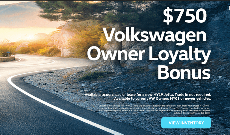 VW Owner Loyalty Mobile