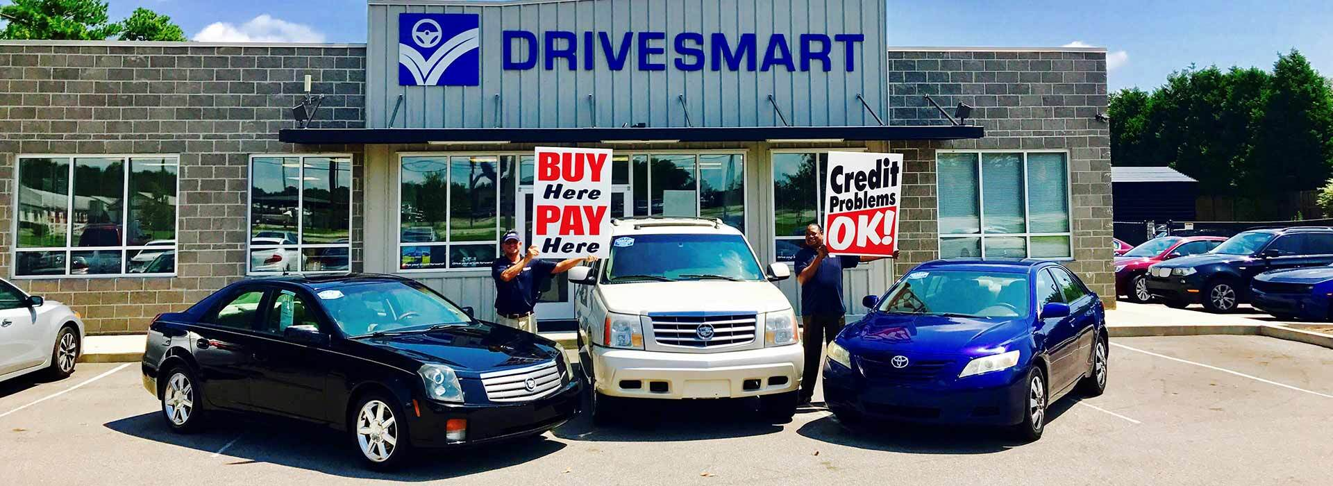 DriveSmart Dealership