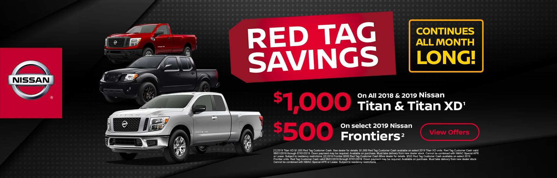 Red Tag Truck Event