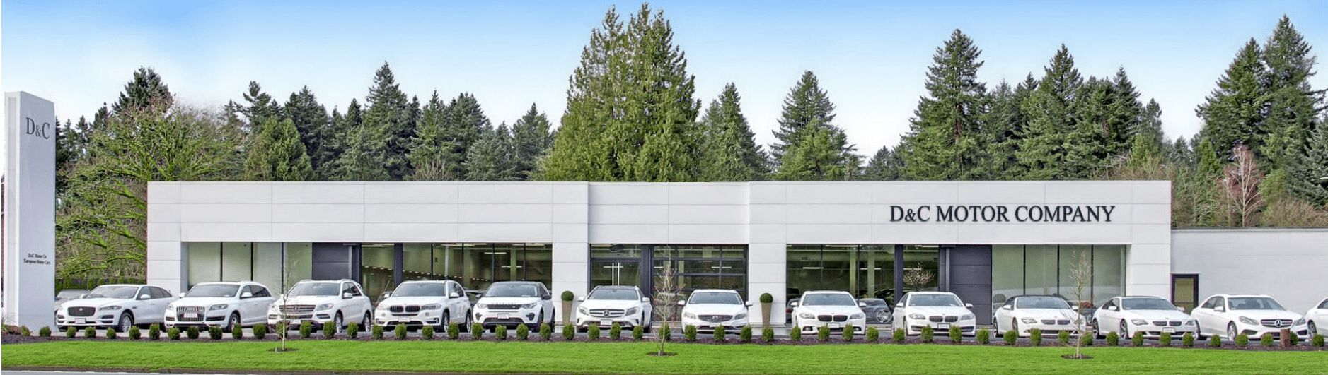 Luxury And European Dealership Portland Or Used Cars D C Motor Company
