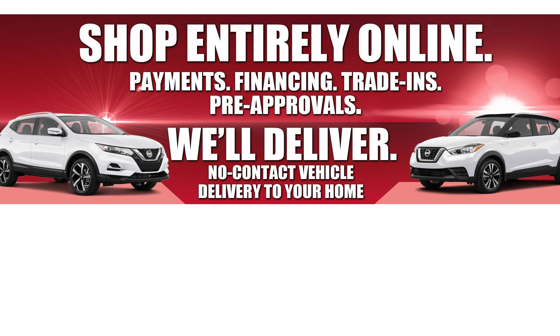 NIssan Shop on Online