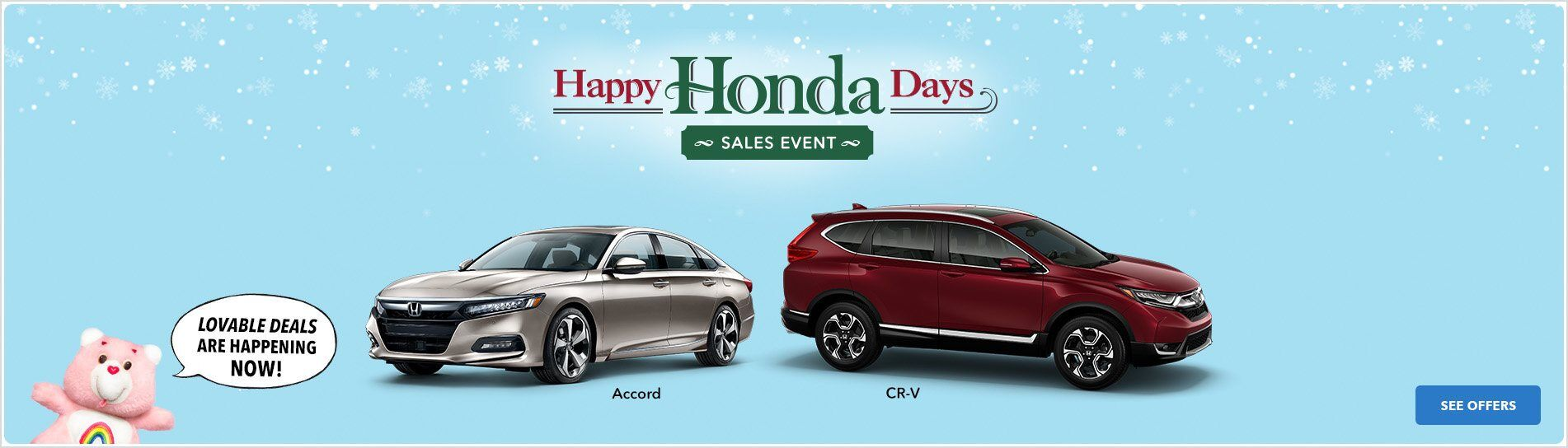 Happy Honda Days Event