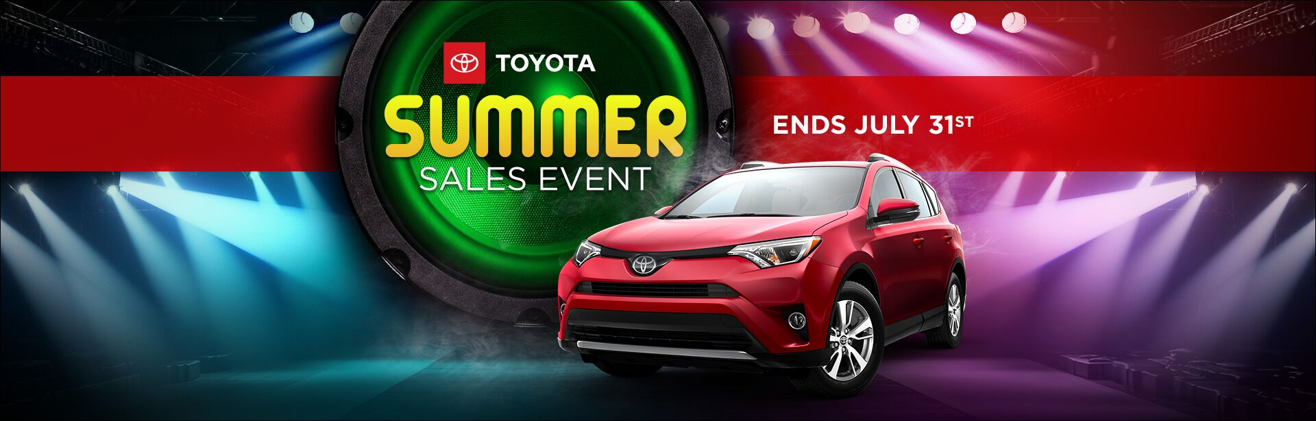 Rav4 Summer Sales Event