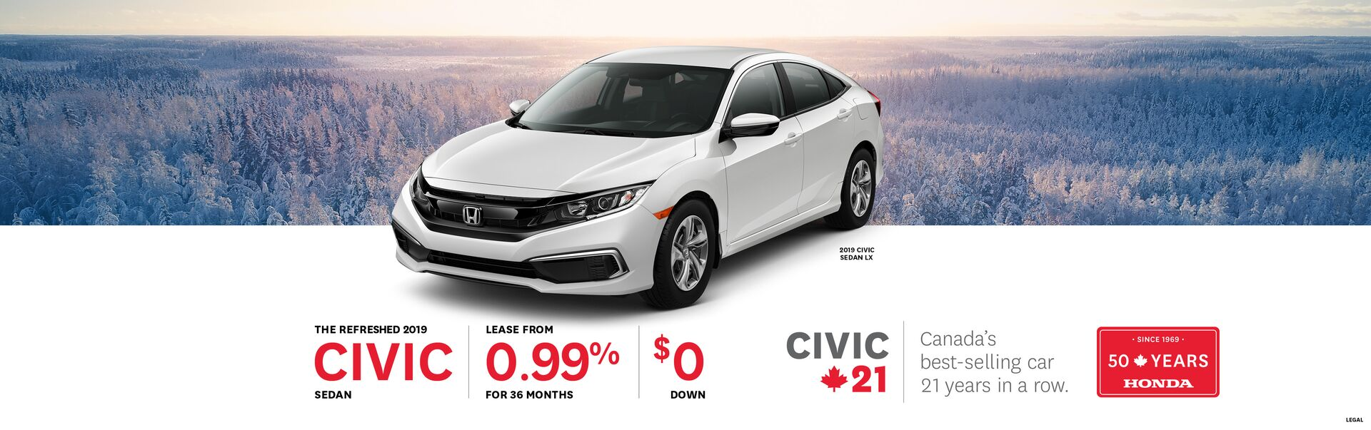 19 civic Jan