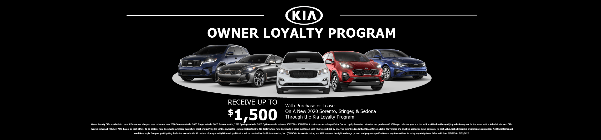 Kia Owner Loyalty