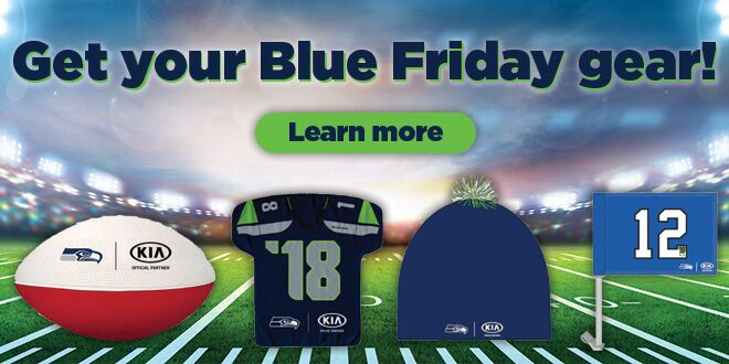 Get Your Blue Friday Gear