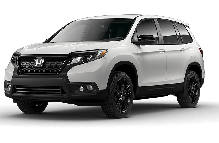 2019 Passport Sport AWD