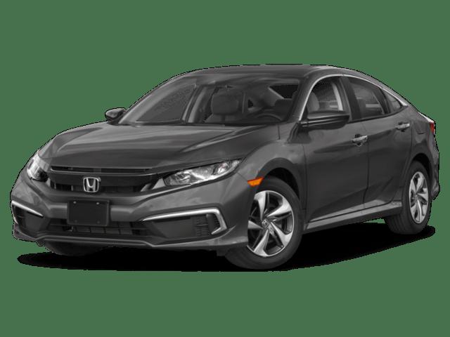 2019 Civic LX