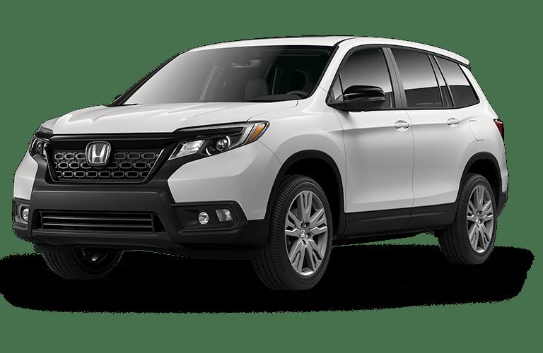 2019 Passport Elite AWD
