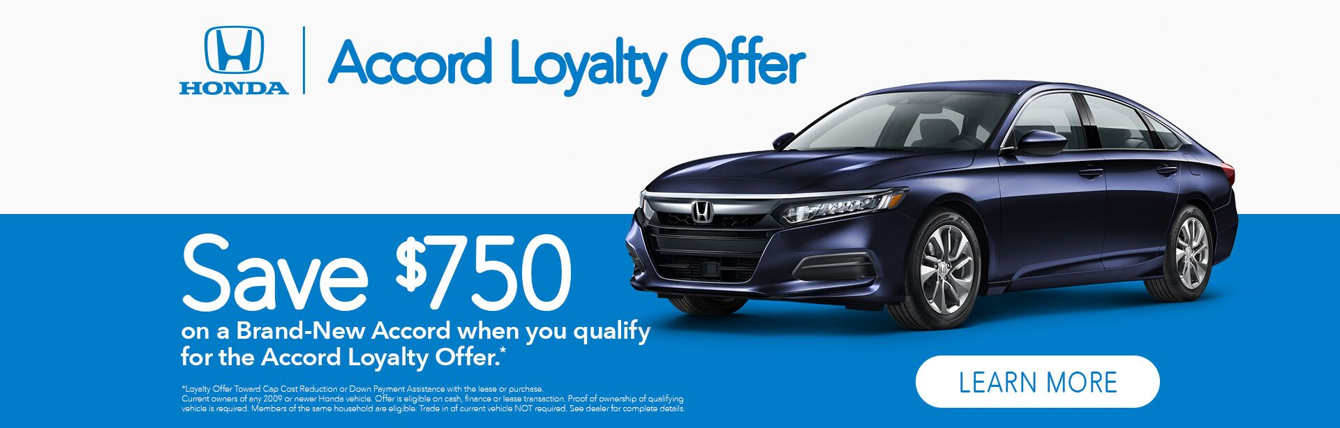 Honda Loyalty 2