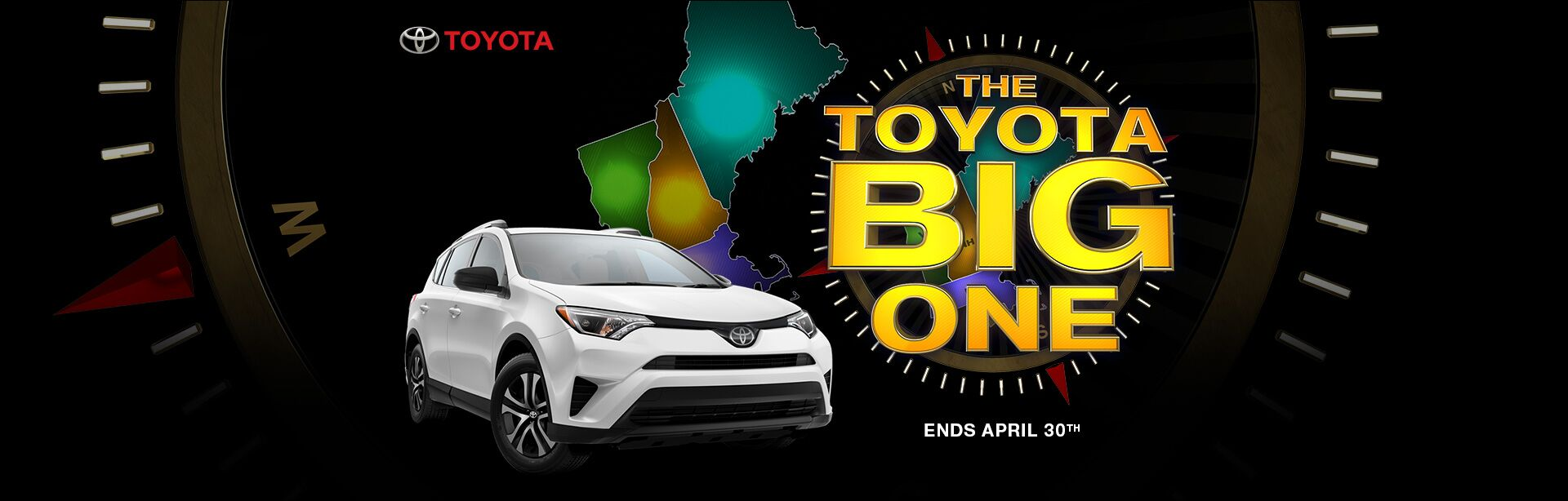 The Toyota BIG ONE
