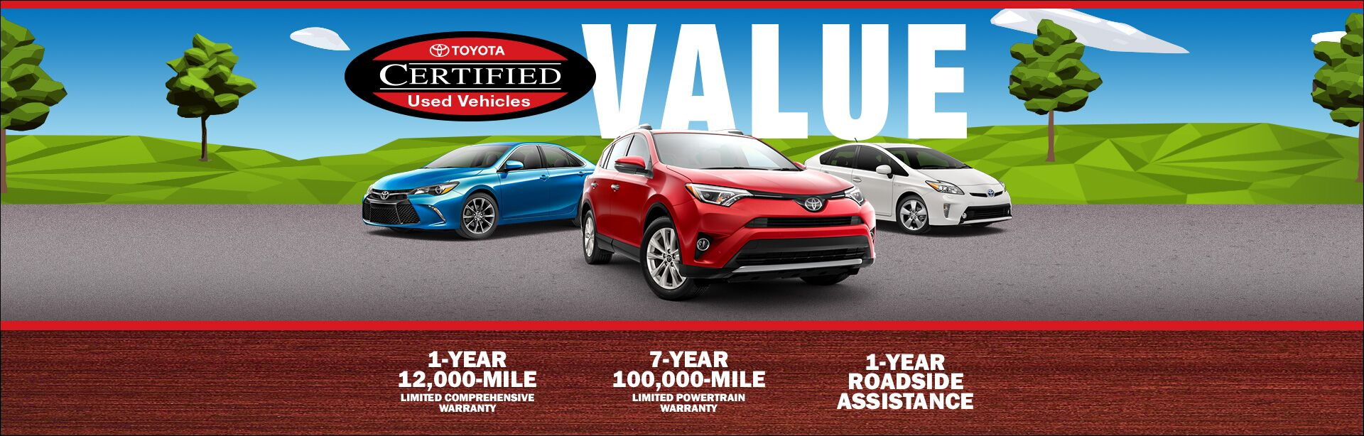 NE - Toyota Certified Value