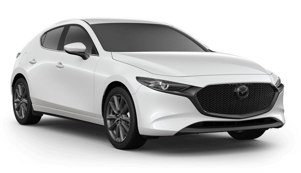 2020 Mazda3 Hatchback Base