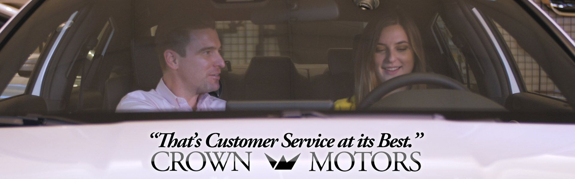 Customer Service at its Best at Crown Mazda