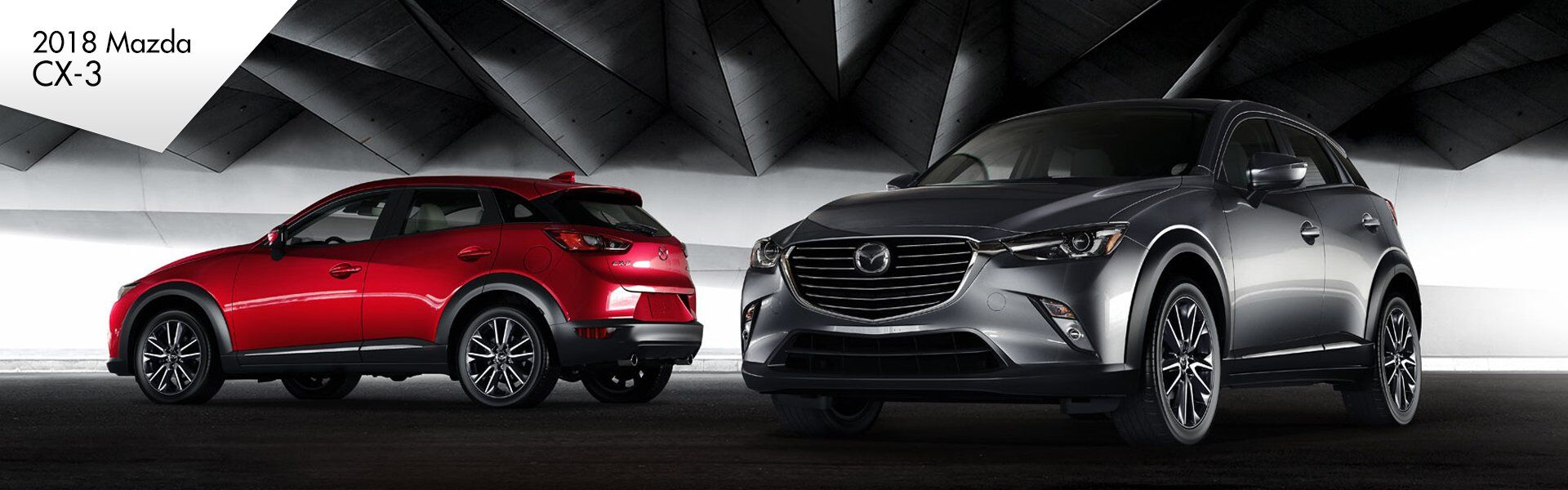 The New CX-3 at Crown Mazda
